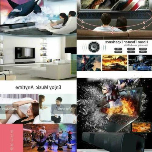Surround Sound Speaker System Wireless