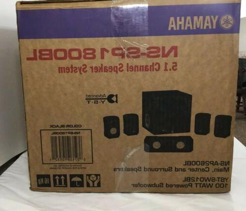 Yamaha Channel BL