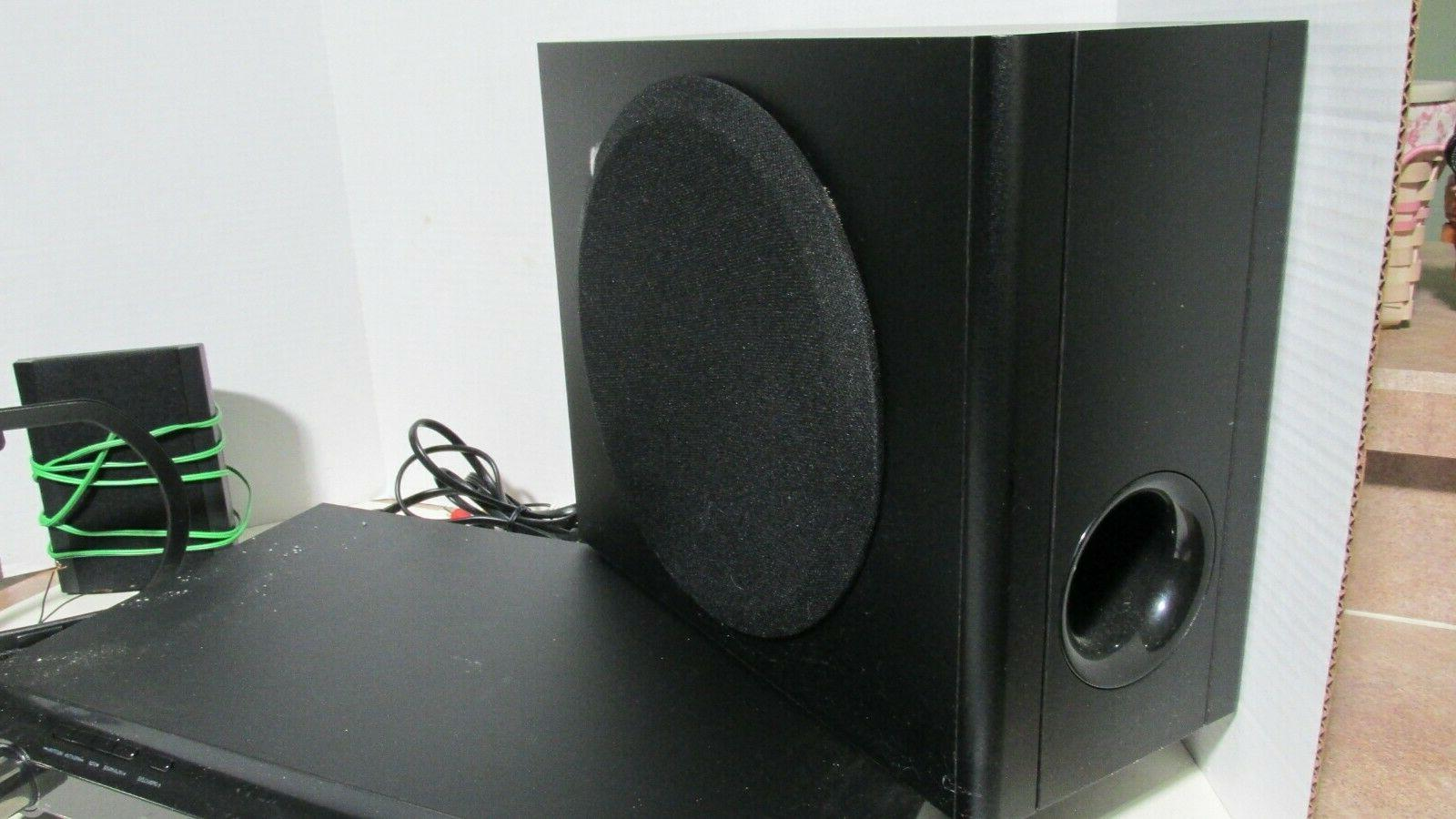 GPX 5.1 Channel Speaker Sys HTH310B Home