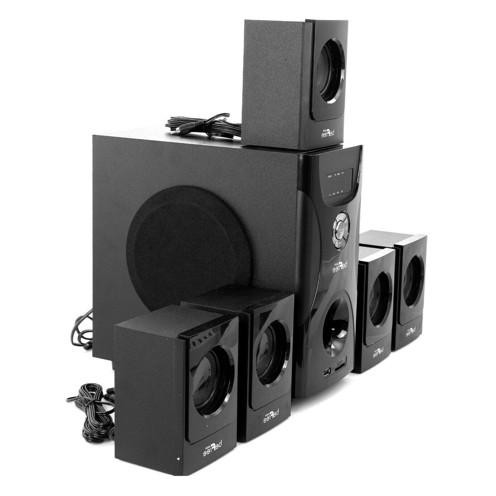 beFree Surround w Bluetooth FM