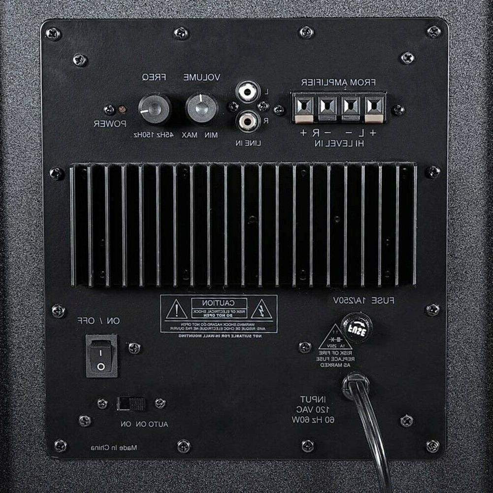 5.1 Speaker Home Surround Sound System Satellite Speakers 1