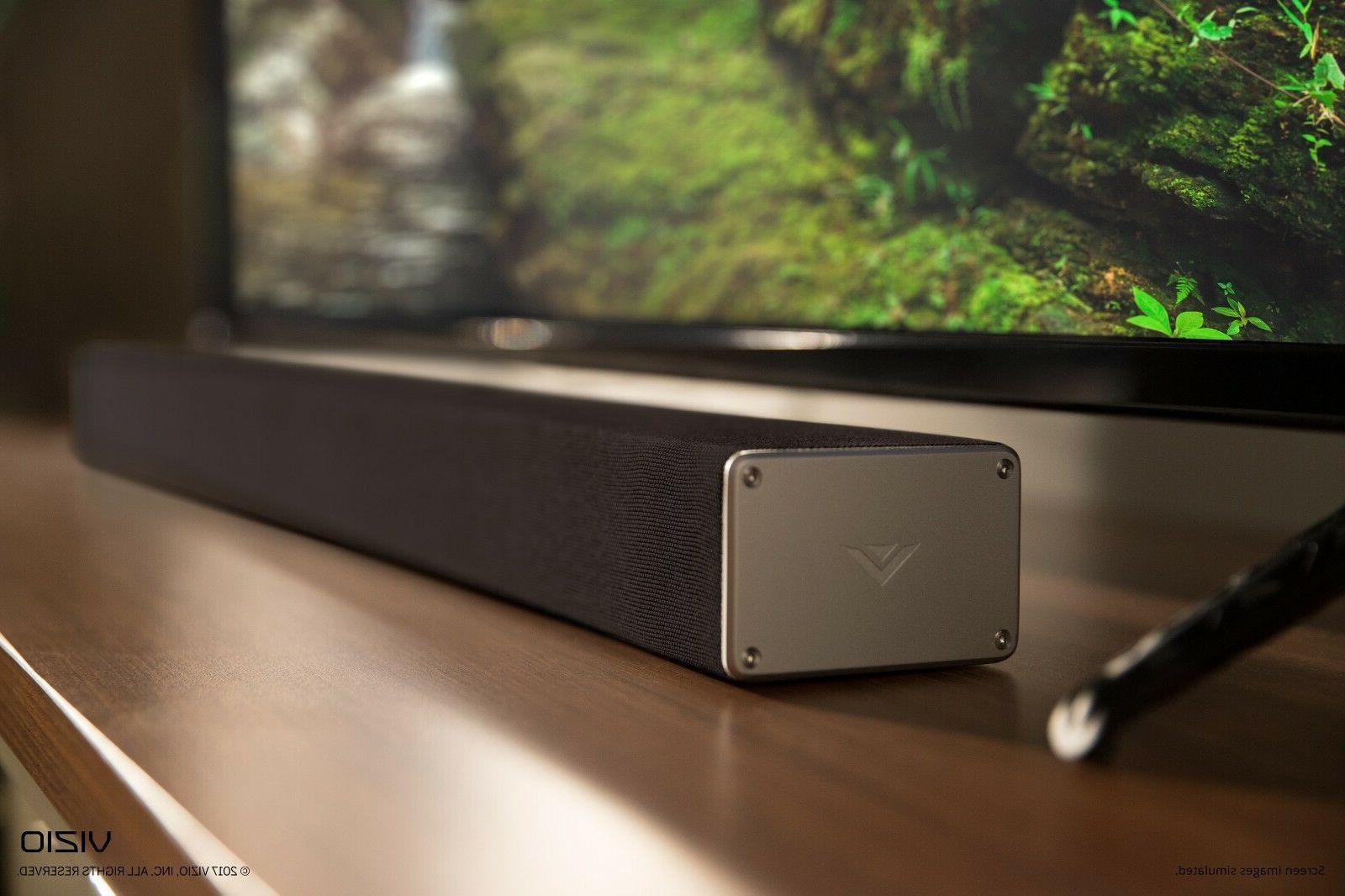 Vizio Bar Speaker System Subwoofer Tv