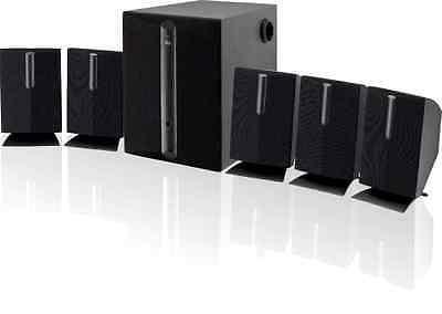 6 Speaker TV DVD video computer
