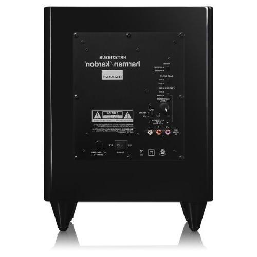 Harman HKTS 16BQ 5.1 Home Speaker