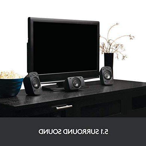 Logitech Z906 Sound