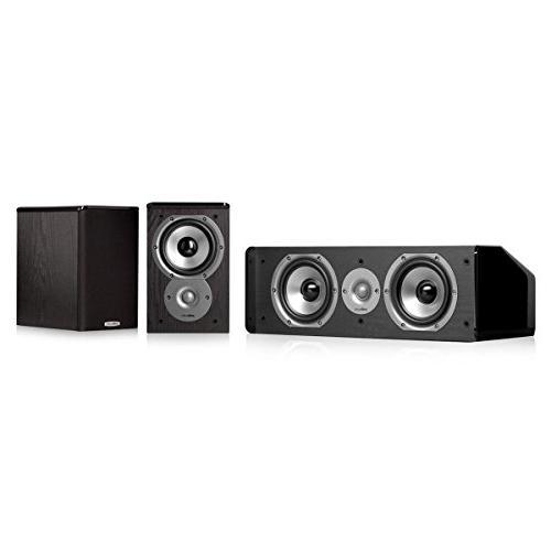 Polk Audio TSi100 3.0 Home Theater Speaker Bundle