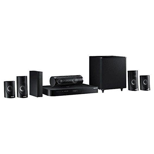 Samsung - 5 Series 1000w 5.1-ch. 3d / Smart Blu-ray Home The