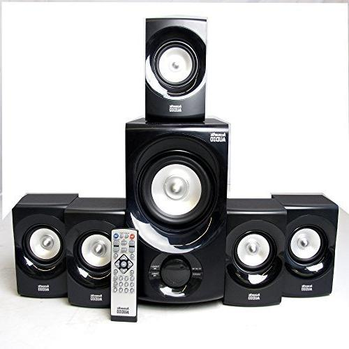 Acoustic Theater 5.1 System FM Tuner