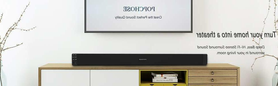 Best Full Soundbar Deep Bass
