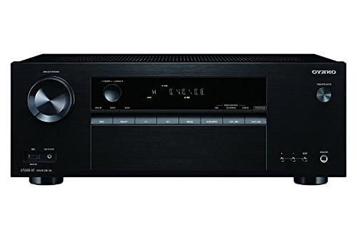 Onkyo 5.2 4K Bluetooth Theater Natural 2-Way Sound in-Ceiling Speaker System