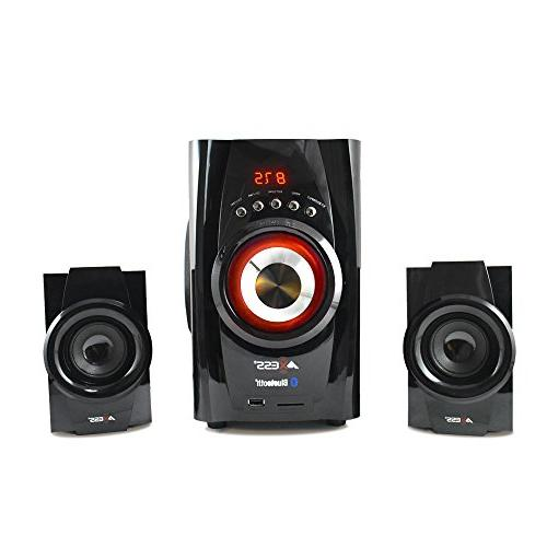 AXESS Mini 2.1-Channel Home System