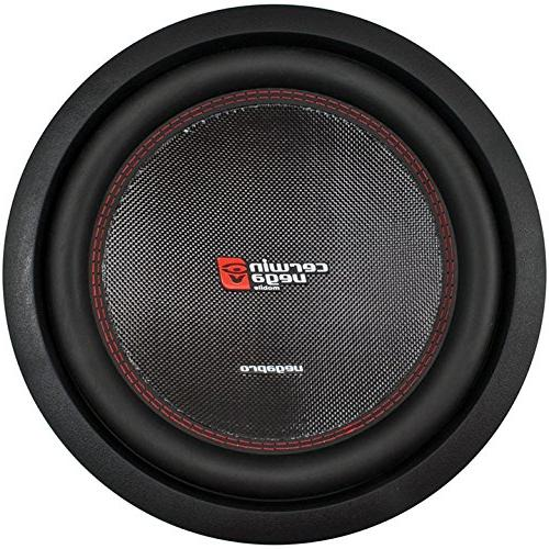 12 1500 Watt DVC Audio for System Subwoofers