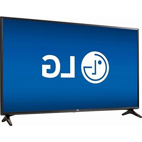 LG Electronics 49-Inch Class HD Smart LED TV