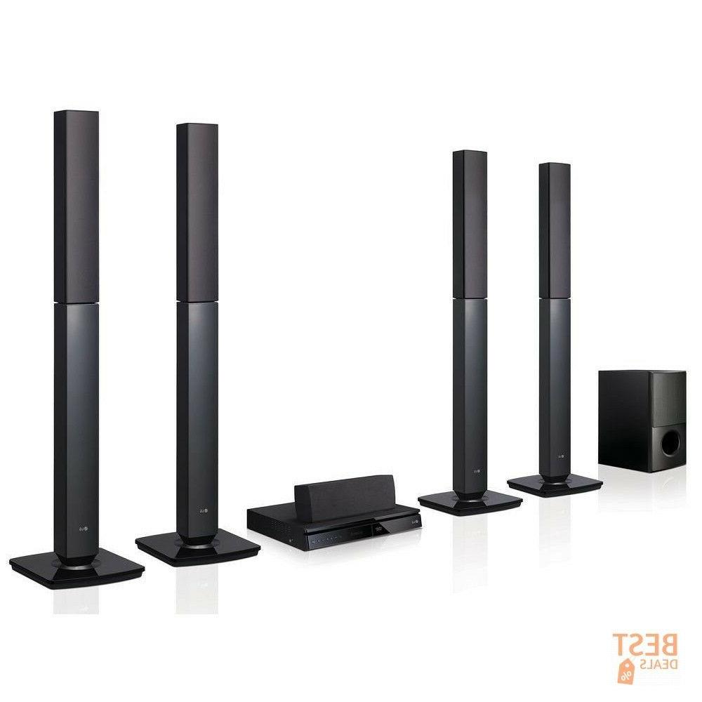 Home Theater Package Best Surround Sound System Speakers Set