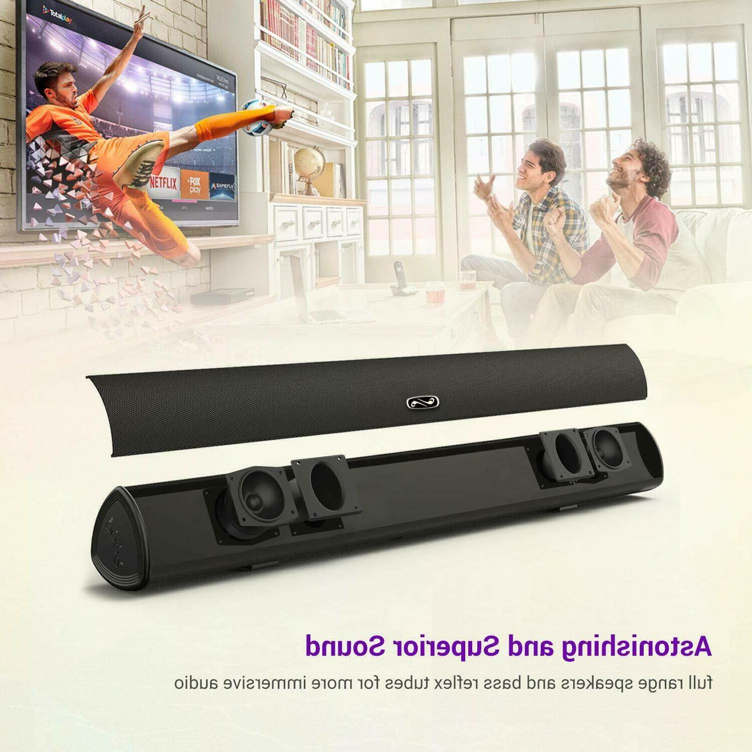 Home System Surround TV, PC,