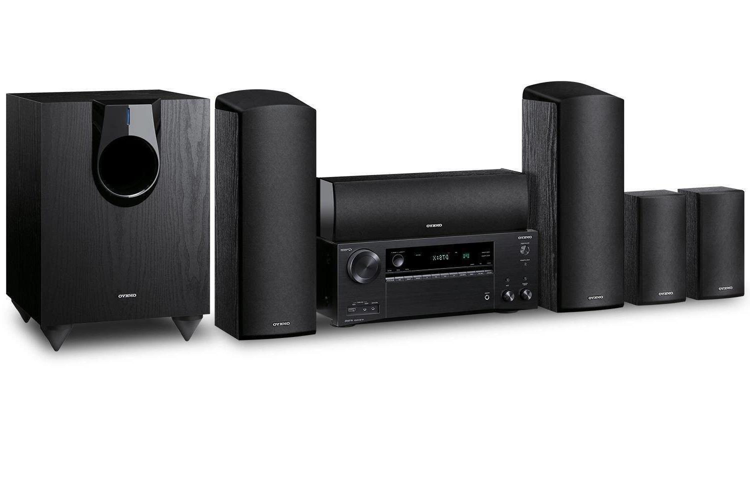 Onkyo HT-S7800 5.1.2 Ch. Dolby Atmos Home Theater Package Pr