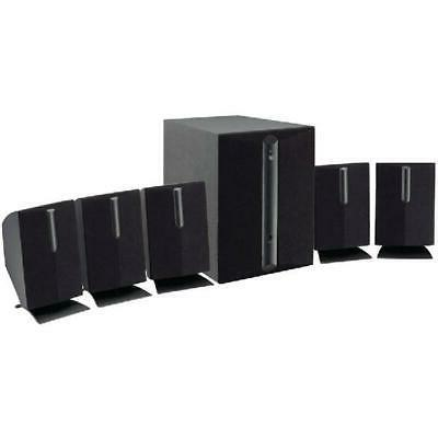 Gpx Ht050b 5.1-Channel Home Theater Speaker System High-Powe