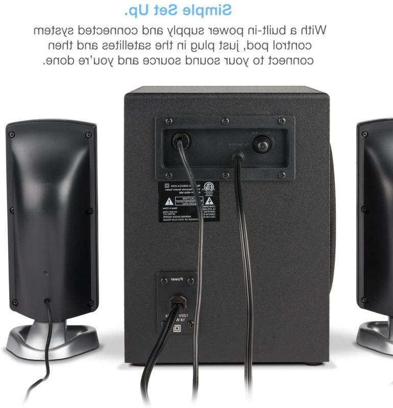 Laptop Computer System Subwoofer Desktop Sound