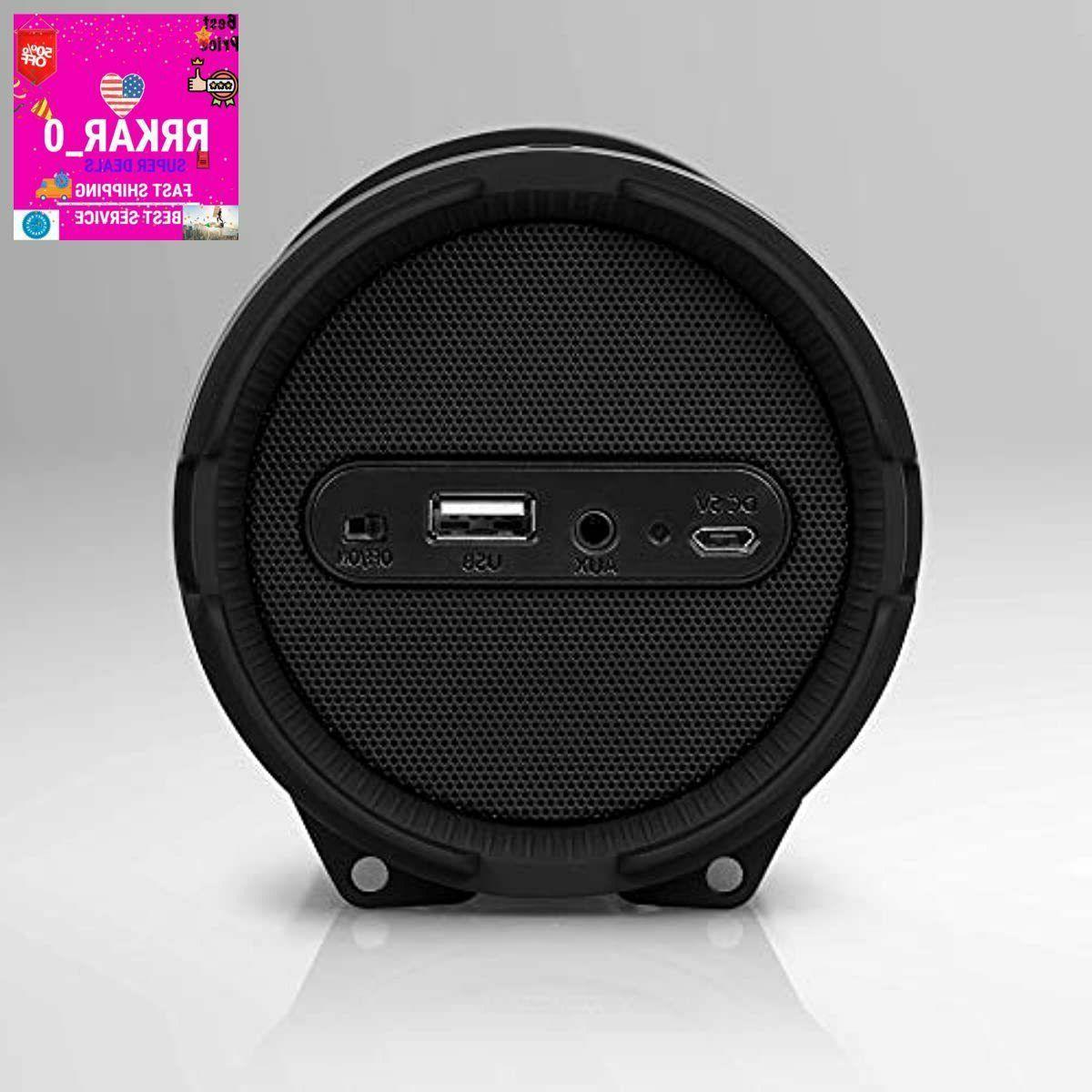 Loudest Bluetooth Speaker Outdoor w/