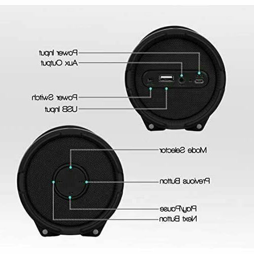 Loudest Bluetooth System Outdoor Large New
