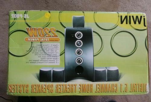 NIB Jwin Home System Sound 5