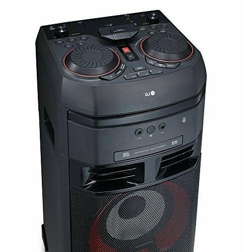 LG 500 Watt LOUDR