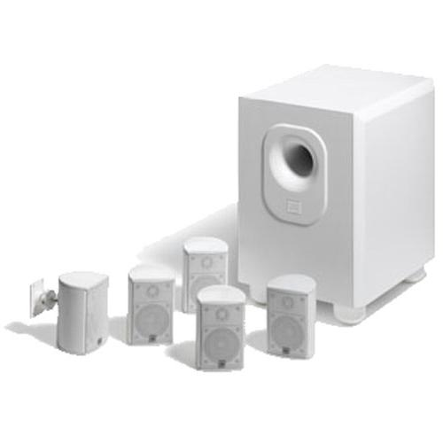 powered by jbl 5 channel surround sound