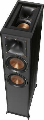 Klipsch R-625FA Powerful Detailed Floorstanding Home Speaker