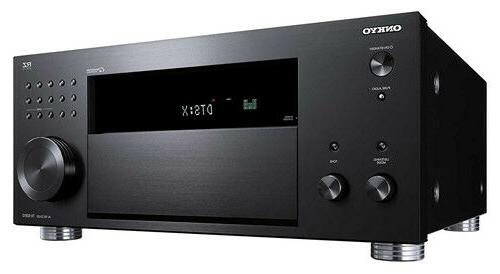 Receiver 7.2 Channel Network A/V Surround Sound Home Theater