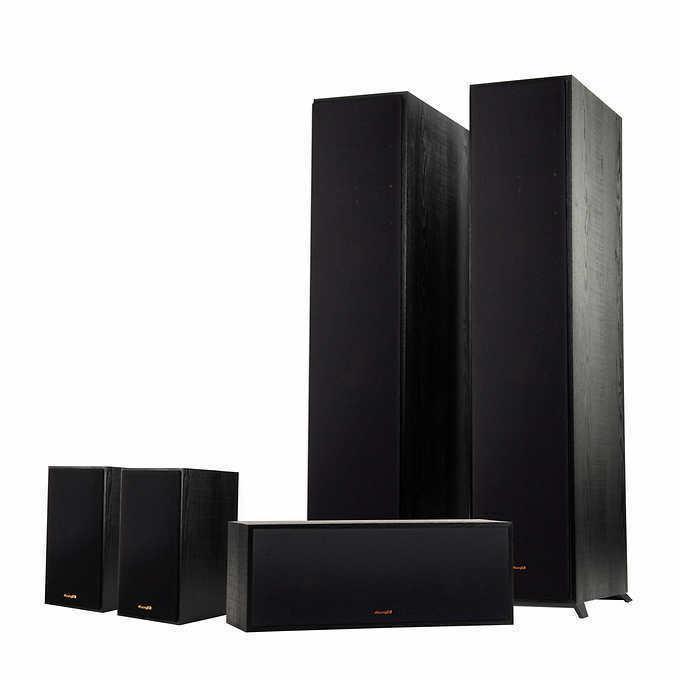 Klipsch Reference Surround Sound Speaker System
