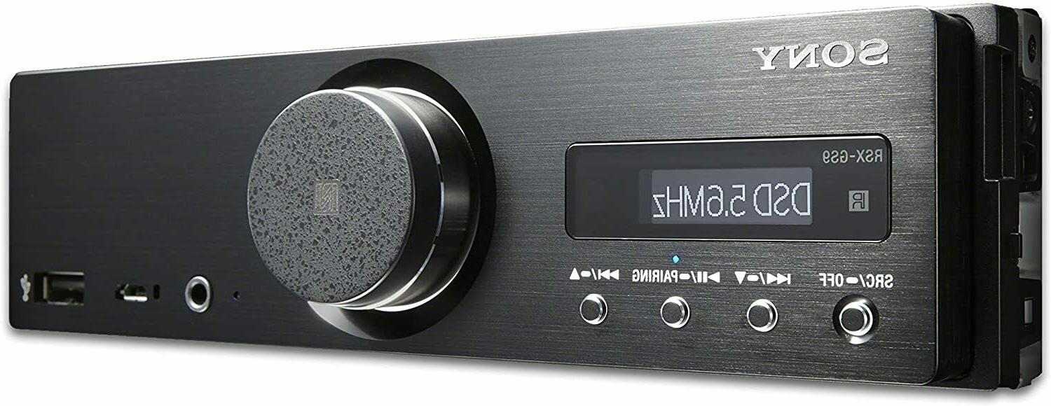 Sony Media Receiver with Bluetooth