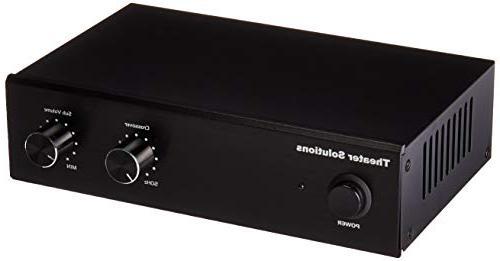sa200 passive subwoofer amplifier