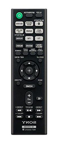 Sony STRDH590 4k with