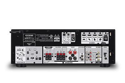 Onkyo Surround & Video Component Black