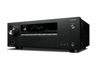 surround sound audio and video component receiver