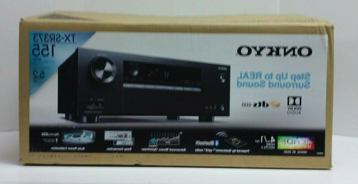 surround sound audio component receiver