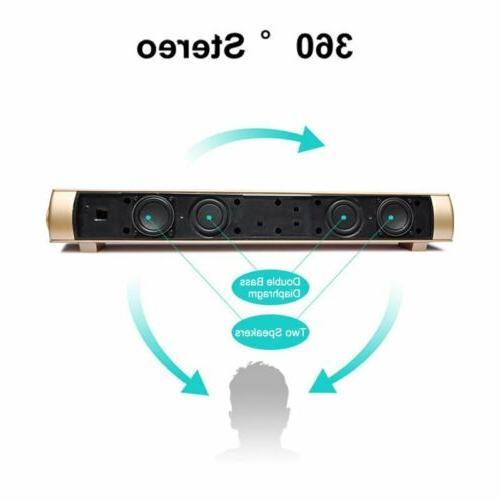 Surround Sound System Wireless BT TV