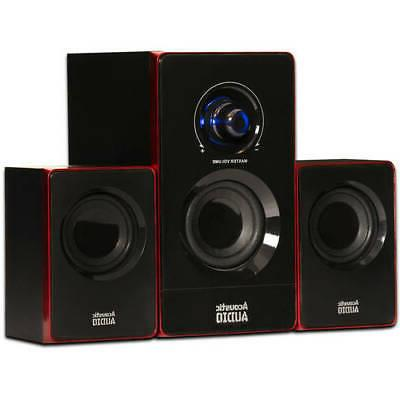 surround sound system computer speakers pc wireless