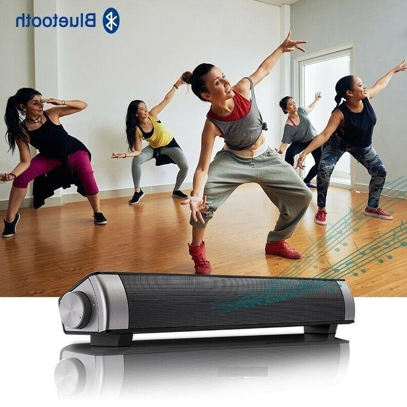 True surround sound Bluetooth Bar TV Speaker Digital