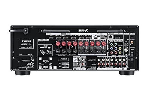 Onkyo Certified 7.1-Channel Surround Sound Black