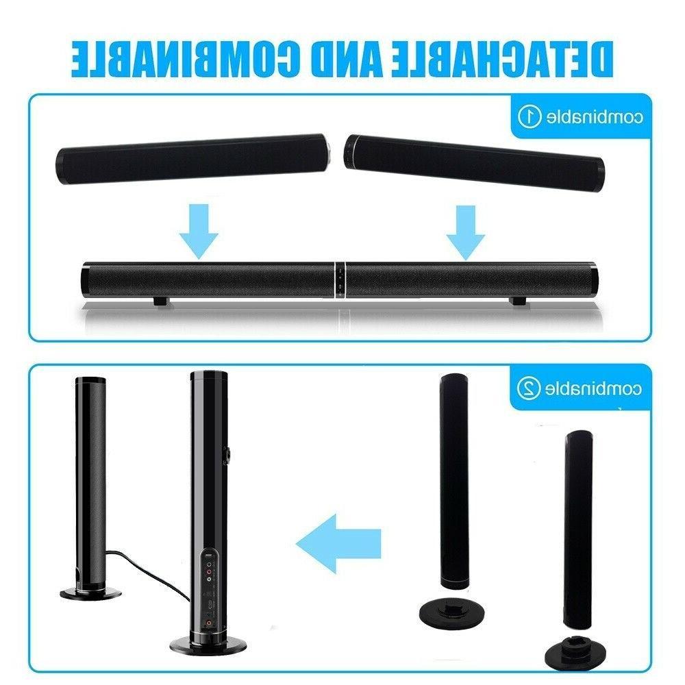 True Bluetooth Home TV Speaker Digital