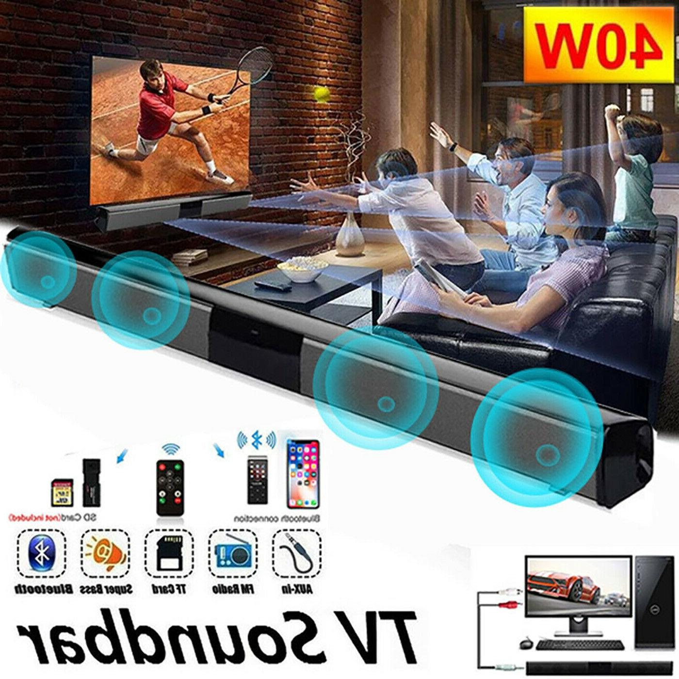 true surround sound system bluetooth sound bar