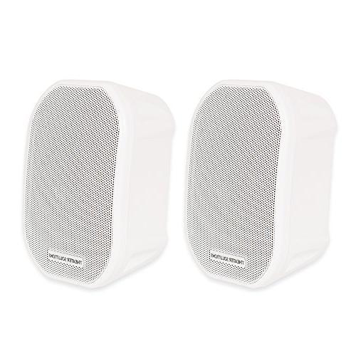 ts38w mountable indoor speakers white