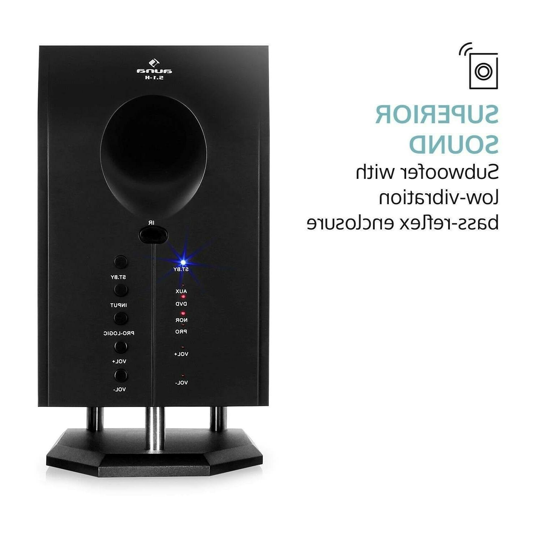 Wireless Bluetooth Speaker Set