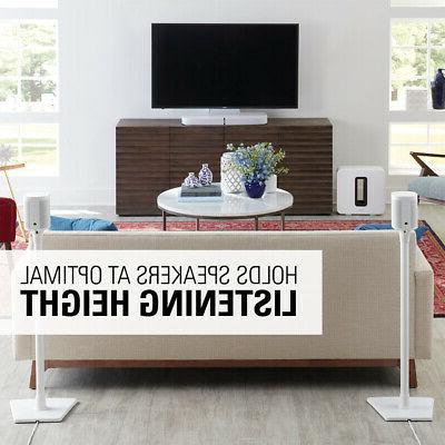 Sanus for Sonos ONE, PLAY:1, and PLAY:3