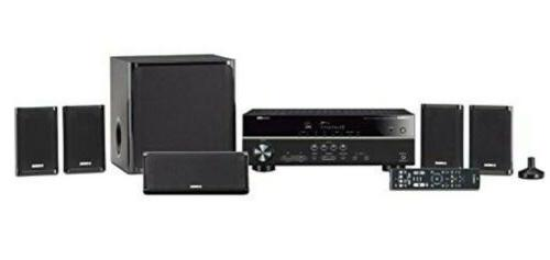 yht 4930bl 5 1 home theater system