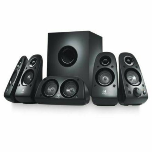z506 6 piece surround sound 5 1