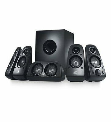 z506 surround sound home theater speaker system