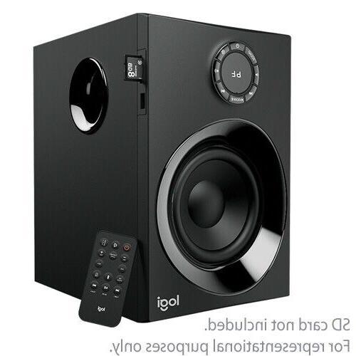 Logitech Bluetooth Wireless Surround Speaker w/Subwoo
