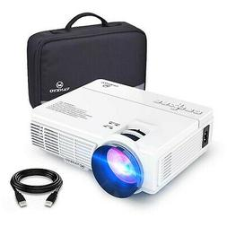 VANKYO LEISURE 3 Mini Projector, Full HD 1080P and 170'' Dis
